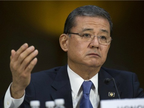 Eric Shinseki Apologizes but Doesn't Resign **UPDATE** Resigns