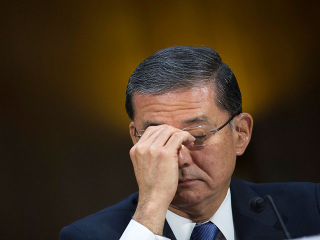 Flashback: In 2009, Sec. Eric Shinseki Blamed Leadership for Veterans Affairs Backlogs