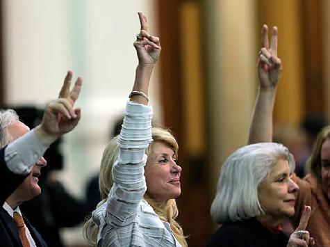 Texas's Wendy Davis: Restricting Abortion 'Demonizing Women'