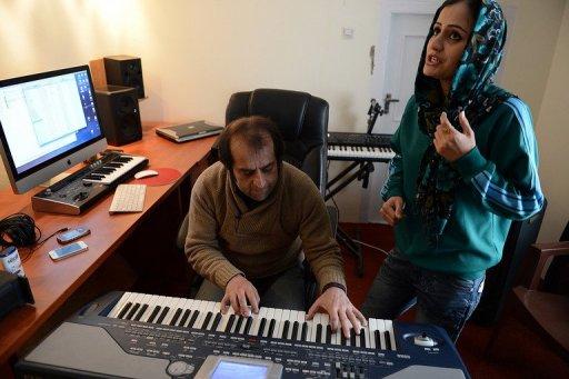 First Afghan Female Rapper Seeks Reason with Rhymes