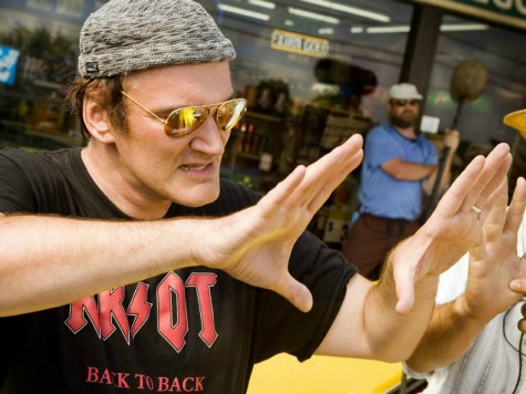 Quentin Tarantino: It's 'Disrespectful' to Link Movie Violence to Newtown Tragedy