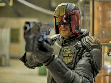 'Dredd' Blu-ray Review: Throw the Book at Promising Sci-Fi Reboot