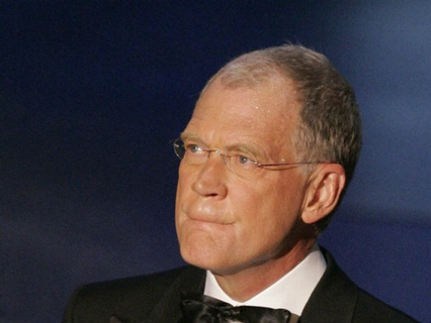 David Letterman Says He Sees Psychiatrist Weekly