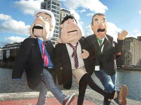 New Irish Musical Mocks Bank Bailouts