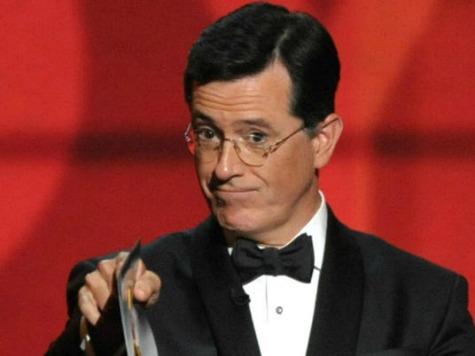 Stephen Colbert Curses Out NRA's Wayne LaPierre