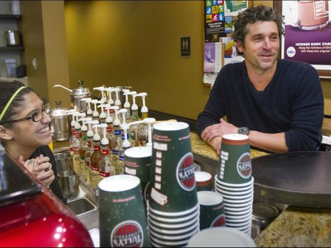 Judge: Tully's Coffee to Go to Patrick Dempsey's Group