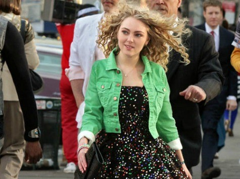 No Twin Towers in CW's 'The Carrie Diaries'