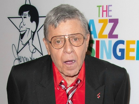 Jerry Lewis Planning Return to the Big Screen