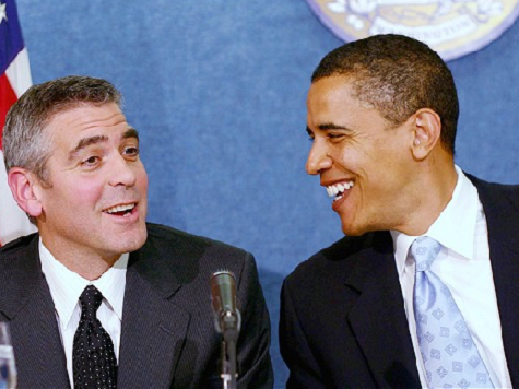 Oprah and George Clooney Staying Home for Inaugural