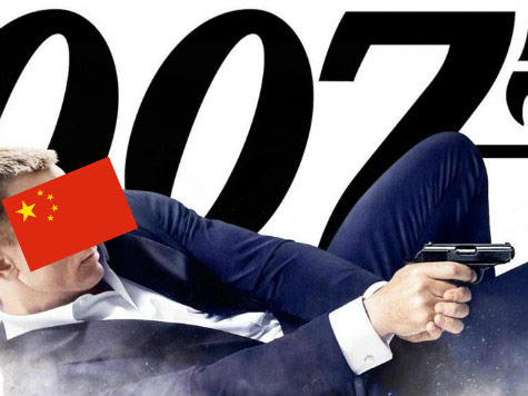 China Censors James Bond Flick 'Skyfall'