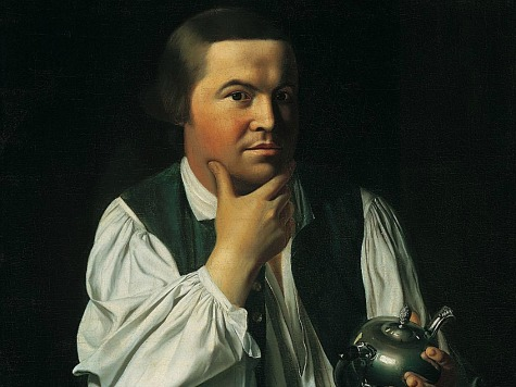 AMC Developing Sitcom Titled 'We Hate Paul Revere'