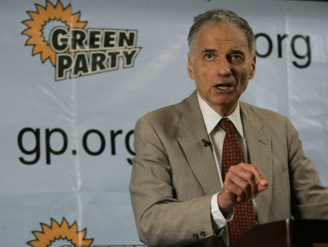 Nader: Violent Video Game Makers 'Electronic Child Molesters'