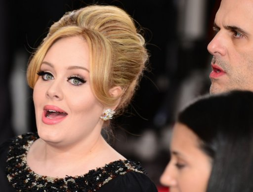 Adele to Sing 'Skyfall' at Oscars