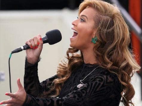 Beyonce: Yup, I Lip Synced at Inauguration