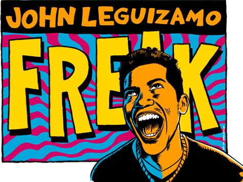 Actor John Leguizamo:  Big Fan of Big Government