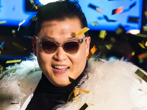 PSY Pops Up in Super Bowl Pistachio Ad