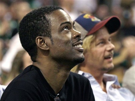 Chris Rock to Push Obama's Gun Control Measures to Congress
