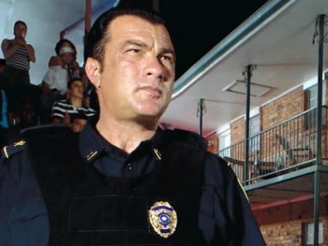 Sheriff Arpaio, Steven Seagal Team Up to Train School Volunteers in Gun Use