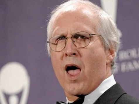 Not Funny: 'Community' Star Says Chevy Chase Nearly Came to Blows on Set