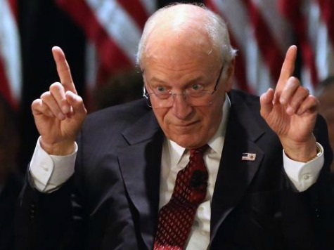 Showtime to Air Dick Cheney's 'World' Documentary