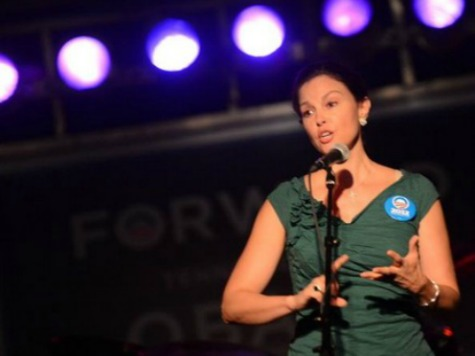 Ashley Judd Huddles with Democrats to Discuss Possible Senate Run