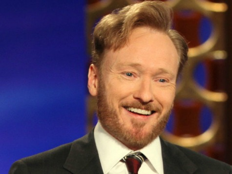 Conan O'Brien to Host 2013 White House Correspondents Dinner