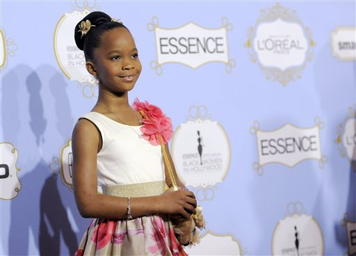 Winfrey, 'Beasts' Actress Honored at Essence Lunch