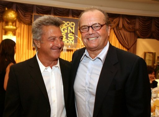 Jack Nicholson, Dustin Hoffman Added to Oscar Presenter List