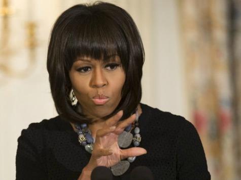 FLOTUS Interruptus: Obamas Hijack the Oscars
