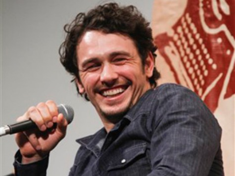 Actor James Franco's Sexist Dig at Danica Before Daytona