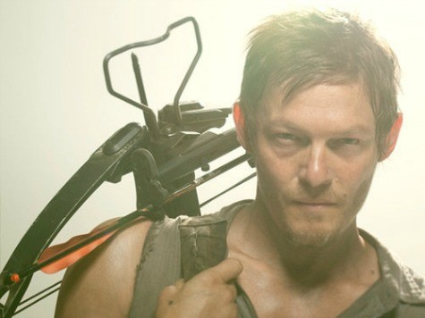 Saluting Daryl, 'The Walking Dead's' Subversive Redneck Hero