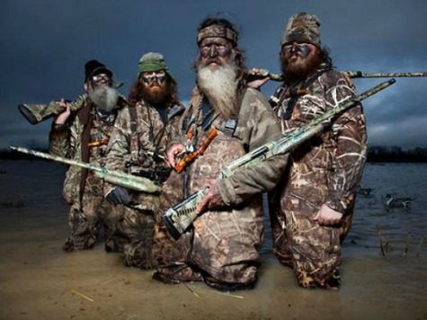 'Duck Dynasty' Rules A&E, Scores 2013's Top Reality Show Ratings
