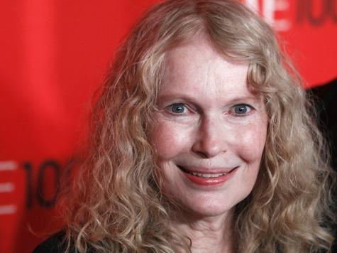 Mia Farrow: Bob Woodward Lost 'Cloak of Impartiality' with Obama Critique