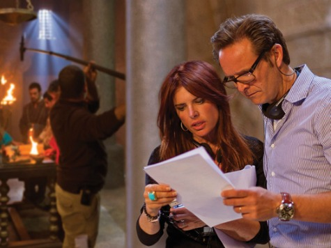BH Interview: 'The Bible' Producers Roma Downey and Mark Burnett Bring Grit, Love to Epic Miniseries