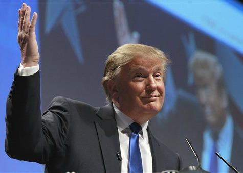 Donald Trump Returns to 'Apprentice' Boardroom