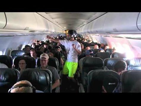 Mile High Harlem Shake Stirs Up FAA