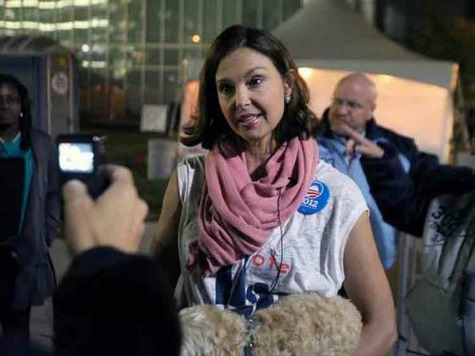 Stonewall: Ashley Judd to Refuse Reporter Questions at GWU Event