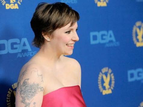 'Girls' Star Lena Dunham Tweets about Alma Mater's Racism Allegations