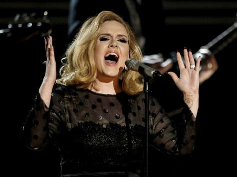 Adele to Perform at First Lady's 50th Bash Next Year