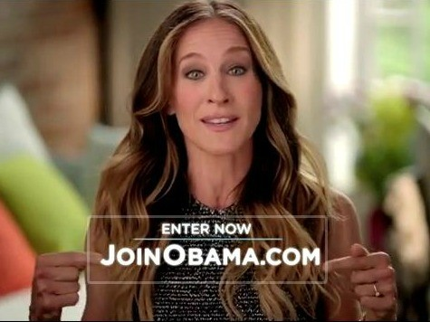 Sarah Jessica Parker Pushing Hillary in 2016, Cites Politician's 'Female Parts'