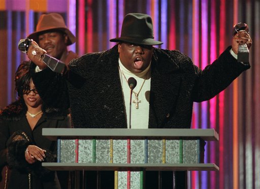 Notorious B.I.G.'s Kids to Star in Animated Show
