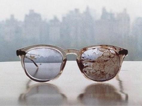Yoko Ono Tweets Pic of John Lennon's Bloody Glasses to Promote Gun Control