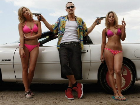 'Spring Breakers' Review: Bikinis, Beaches and Bullets Enliven Shallow Cautionary Tale