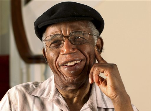 Author Chinua Achebe Inspired Generations of Nigerian Writers
