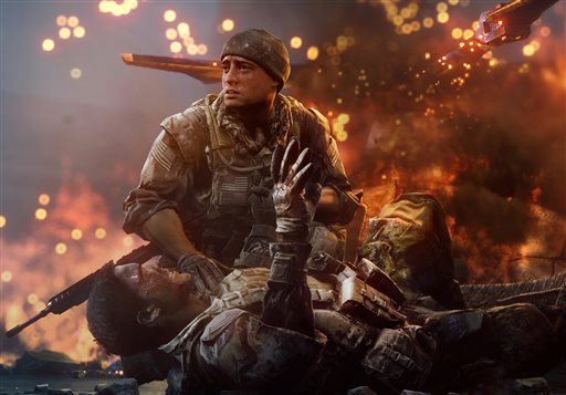 EA Teases Dramatic 'Battlefield 4'