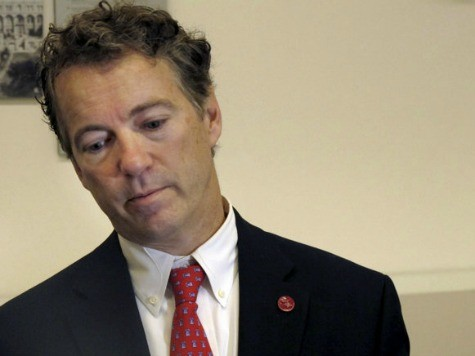 Sen. Paul Calls Out Anti-Gun Celebrities Who Surround Themselves With Armed Guards