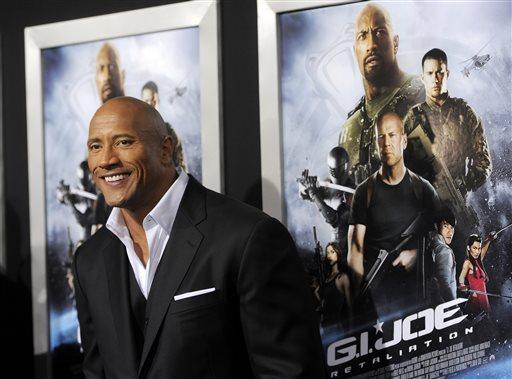 'G.I. Joe' Commands No. 1 at Box Office