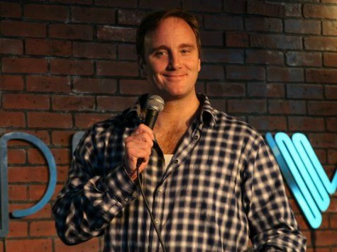 Jay Mohr Rips Bill Maher for Attacking Christians, Not Other Religions