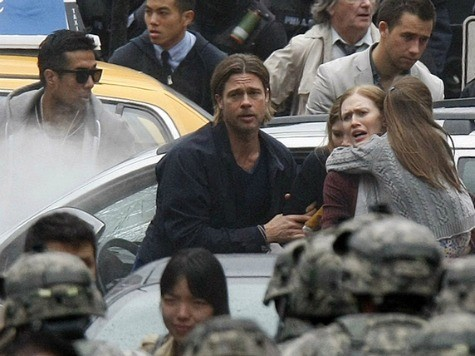 'World War Z' Latest Film to Get China-Sensitive Edit