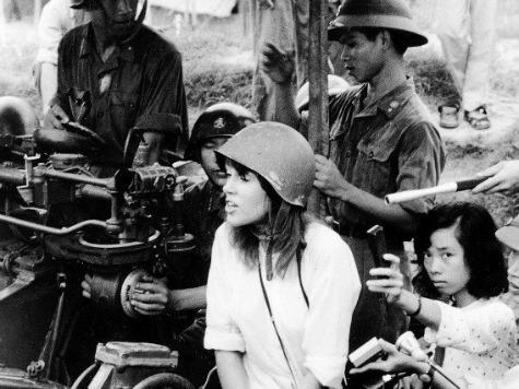 Jane Fonda: I'll Take Vietnam Photo Op Mistake 'To My Grave'
